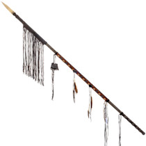 Lakota Sioux Style War Spear 28392