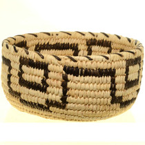 Tohono O'odham Indian Basket