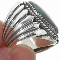 Big Boy Sterling Mens Ring