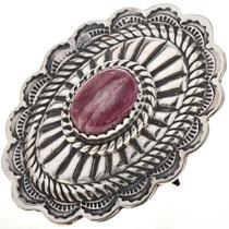 Silver Concho Ladies Ring 28906