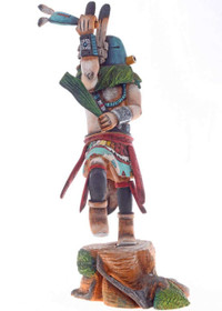 Vintage Navajo Hopi Kachina 23142