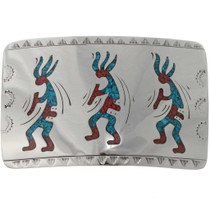 Kokopelli Belt Buckle 27351