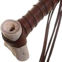 Indian Ceremonial Peace Pipe 27438