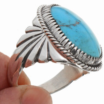 Navajo Mens Ring 21627