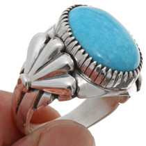 Navajo Mens Ring 21628