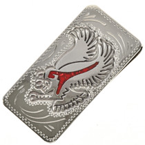 Eagle Design Money Clip