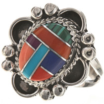 Turquoise Gemstone Ladies Ring