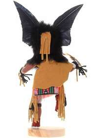 Hand Carved Kachina Doll 27363