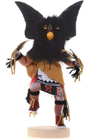 Crow Mother Kachina Doll 27363