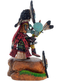 Hand Carved Kachina