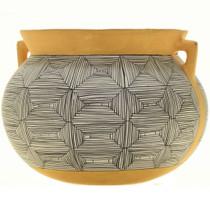 Eyedazzler Pottery Bowl