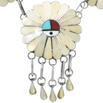 Old Pawn Zuni Necklace 29123