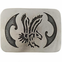 Silver Eagle Belt Buckle 27352