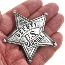 Western Lawman Sheriff Badge 29005