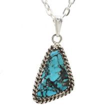 Kingman Turquoise Pendant 29836