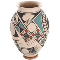 Polychrome Mata Ortiz Pottery 0083