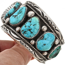 Genuine Kingman Turquoise Watch 29927