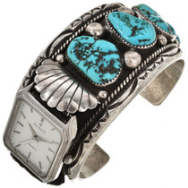 Vintage Turquoise Watch 29927