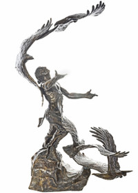 Collectible Bronze Sculpture 29963