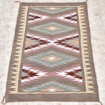 Navajo Dazzler Handwoven Rug 30095