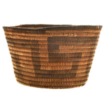 Vintage Pima Indian Basket 30156