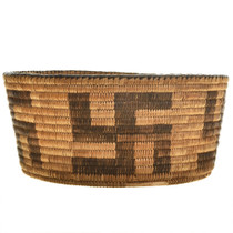 Early Pima Indian Basket 30157