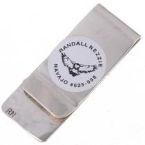 Handmade Navajo Money Clip 22843