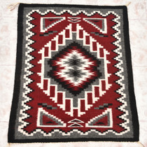 Authentic Navajo Wool Rug 30230