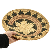 Authentic Navajo Wedding Basket Weaving 30272
