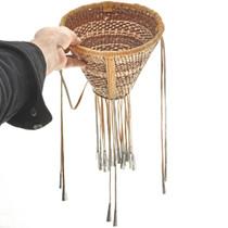 Apache Indian Small Burden Basket 30325