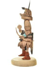 Hopi Badger Kachina Doll 30428