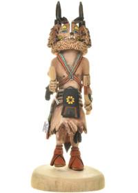 Vintage Hopi Badger Kachina Doll 30428