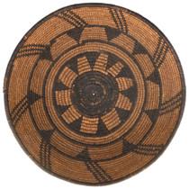Antique Apache Basket Bowl 30499