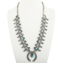 Bisbee Turquoise Necklace 30537