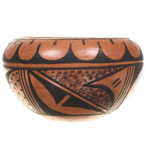Native American Pottery Hopi Tribe Bessie Namoki 30544
