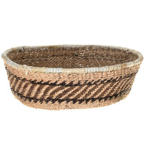 Vintage Apache Indian Basket 30580