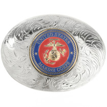 Badass Marine Corps Belt Buckle 30606