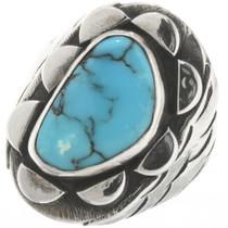 Vintage Turquoise Navajo Ring 30628