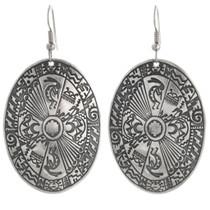 Sterling Navajo Western Earrings 30635