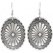 Traditional Sterling Southwest Earrings 30636