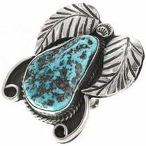 Vintage Turquoise Nugget Ladies Ring 30646