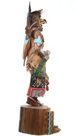 Vintage Hopi Horned Owl Kachina 30653