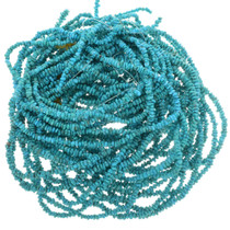 Blue Campitos Turquoise Beads 30810