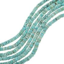 Sky Blue Turquoise Heishi Bead 30809