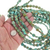 Green Turquoise Beads 30815