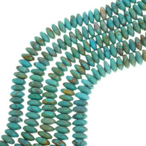 Bright Blue Green Turquoise Beads 30819