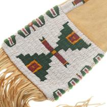 Cheyenne Native American Leather Pipe Bag 30799
