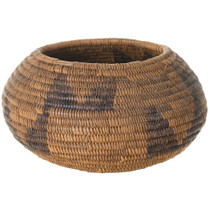 Vintage Pima Indian Basket 30901