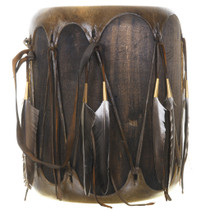 Indian Rawhide Pow Wow Drum 30903