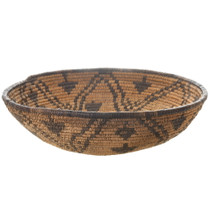 Early 20th Century Apache Indian Basket 30916